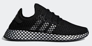 new concept 03a15 78807 Core Black Negro CG6088. Adidas Deerupt Mujer