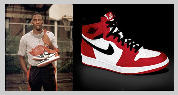 Zapatillas Nike Historia