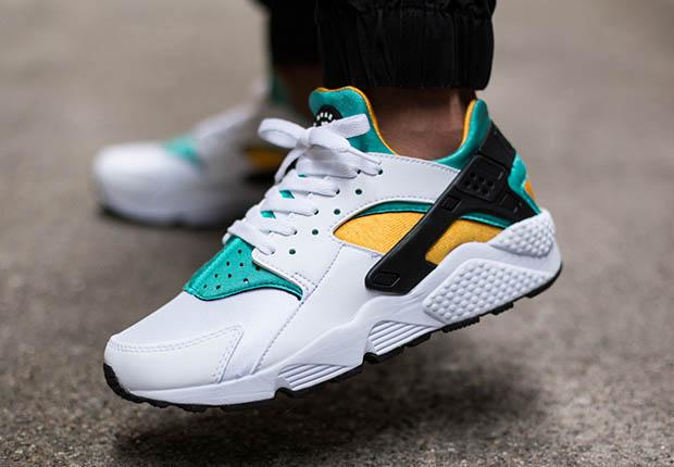 Nike Huarache de cerca