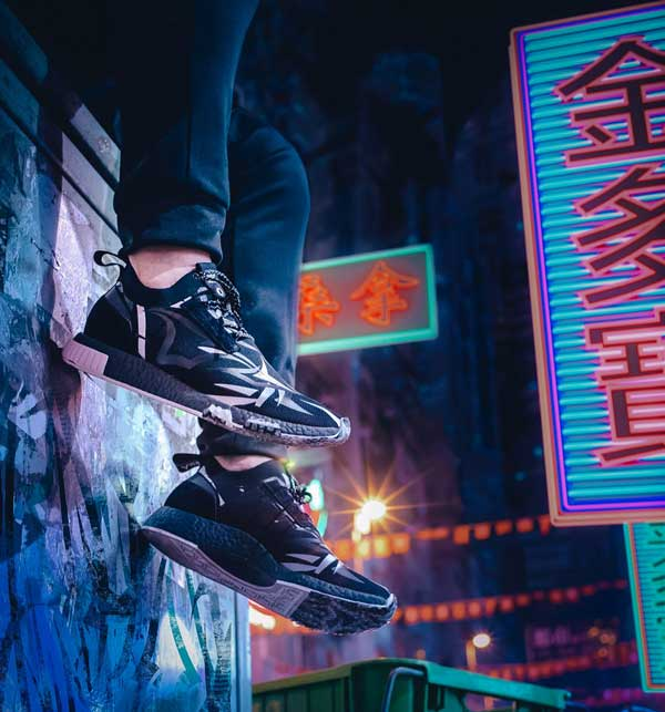 Adidas NMD Alienegra