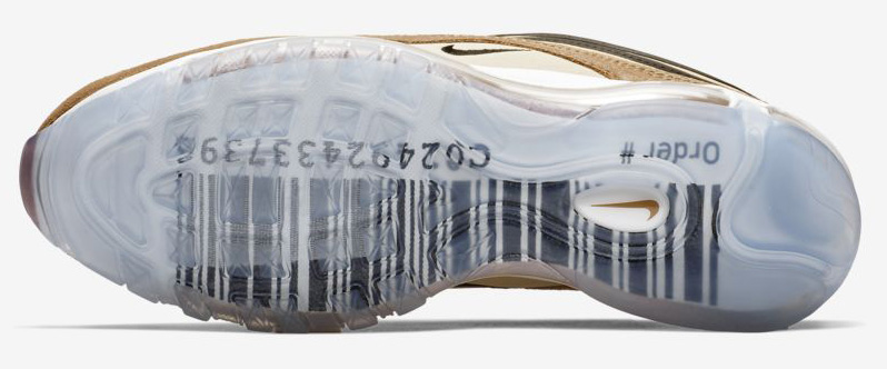 Suela Nike Air Max 97