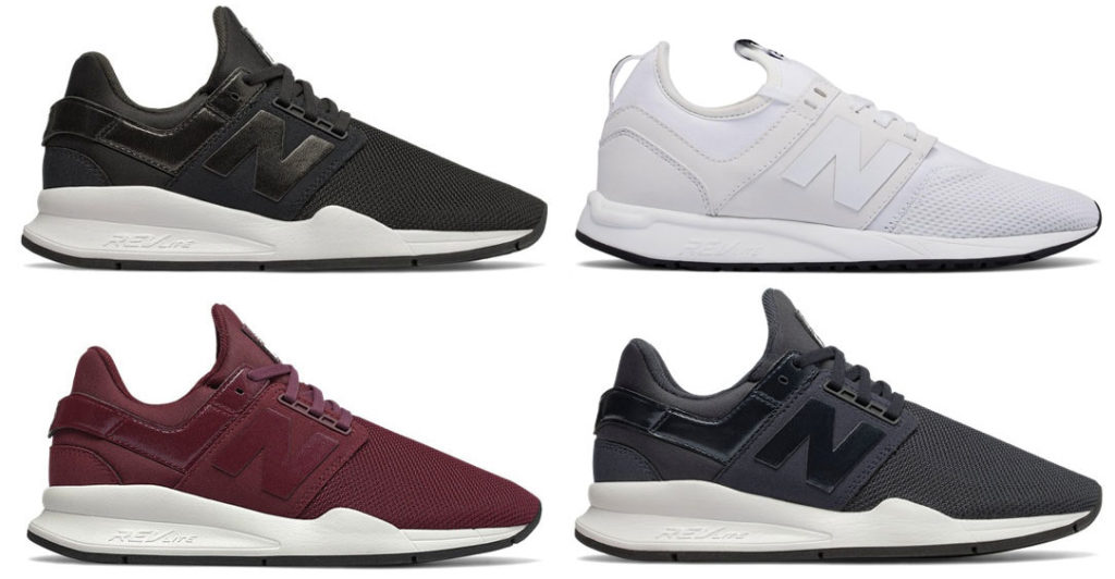 Colores New Balance 247 mujer