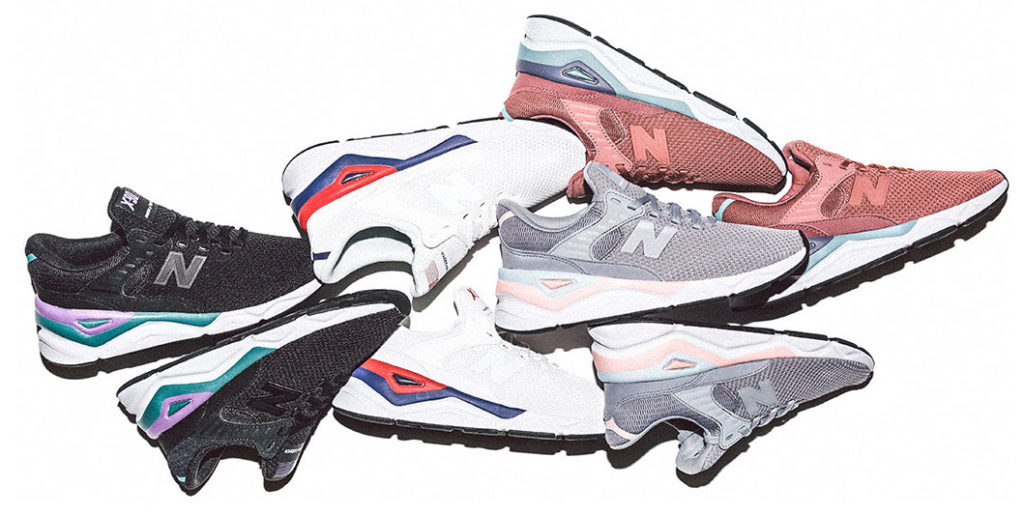 New Balance X-90 Modern Essential Pack para mujer