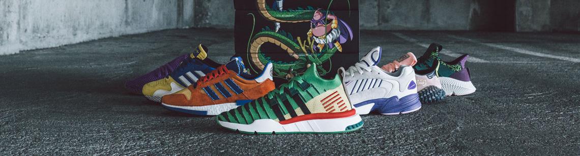 Colección Adidas Dragon Ball Z