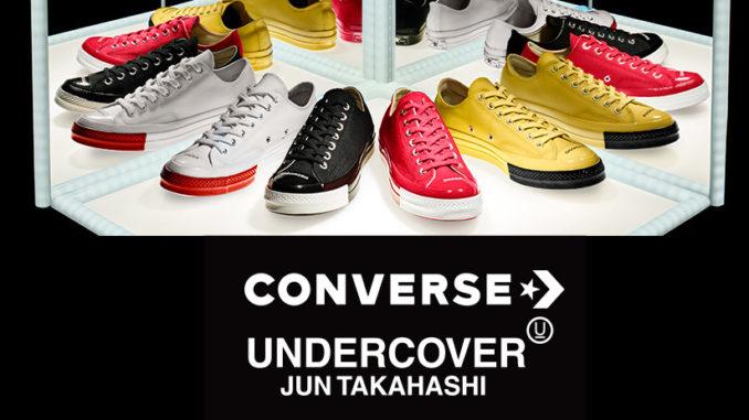 Converse Undercover