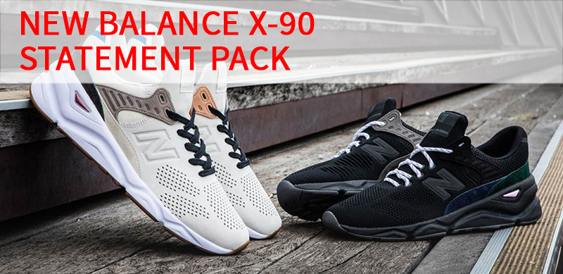 Lanzamiento New Balance X90