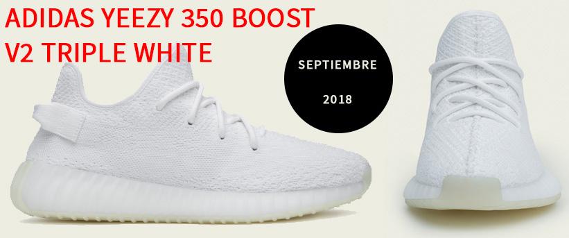 Lanzamiento Adidas Yeezy Boost 350 v2