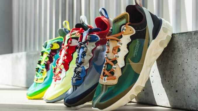 Todos los colores Nike React Element 87