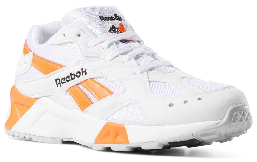 Reebok Aztrek blanco y naranja