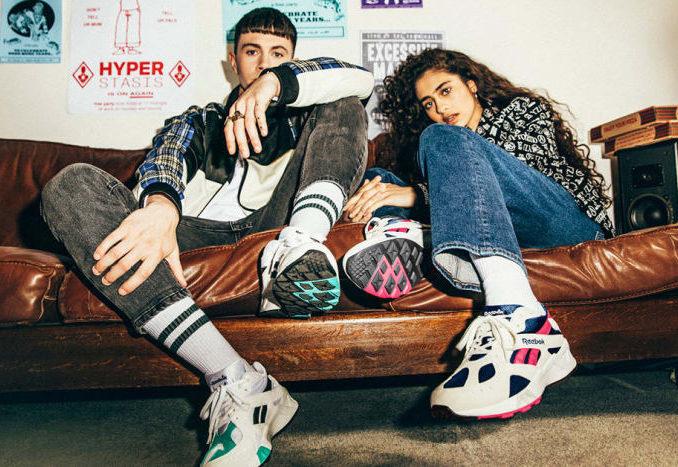 zapatos reebok 2018 hombre y mujer
