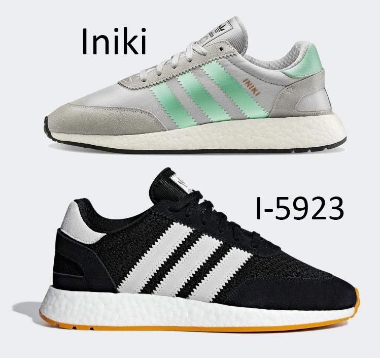 ✅ Adidas I 5923 Iniki - Review completa (Marzo 2019)