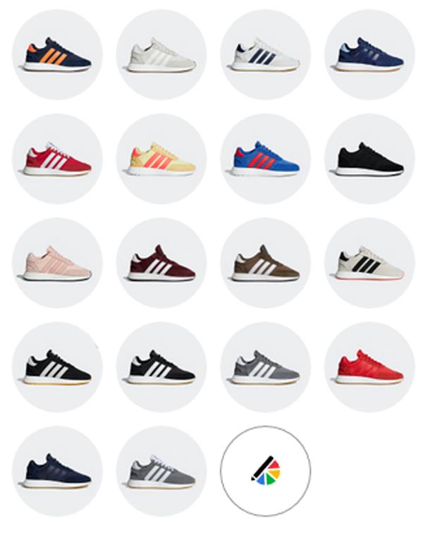 Colores Adidas I-5923