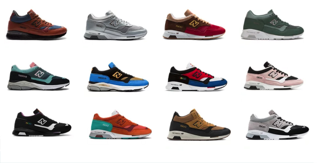 Colores NB 1500