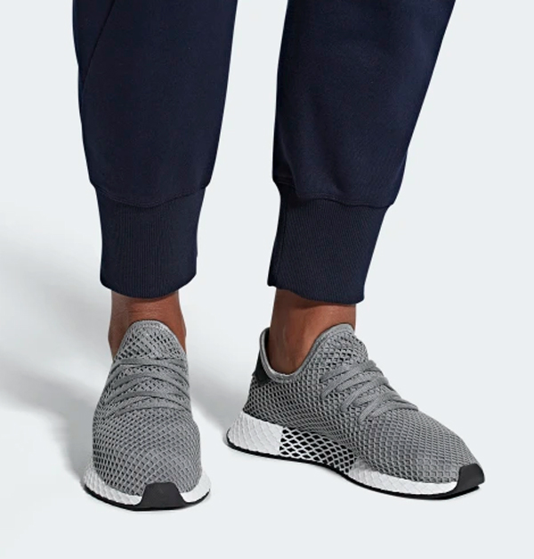 Adidas Deerupt Runner grises