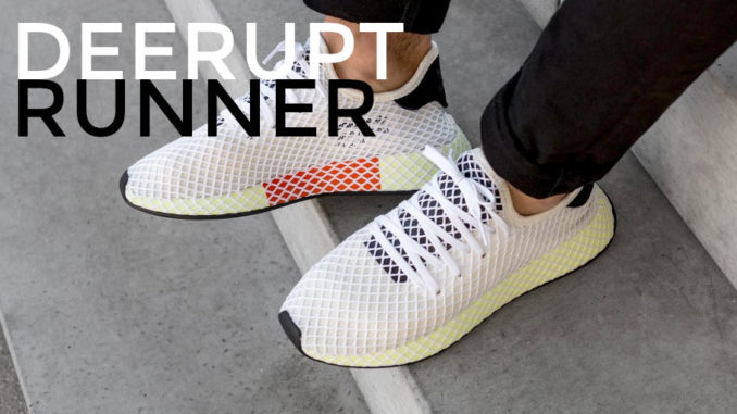 huge discount 3ec24 9938f Adidas Deerupt Runner