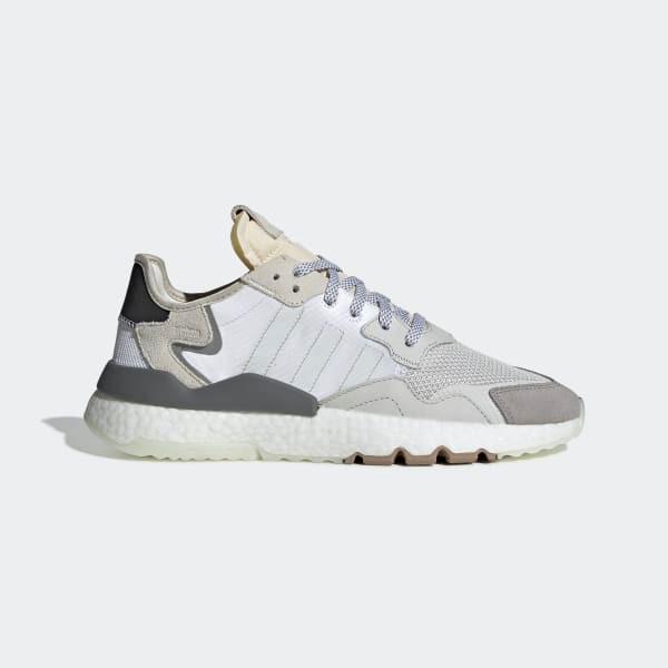 Adidas Nite Jogger Blancas