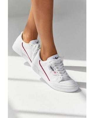 Adidas Continental 80 Original blancas en mujer