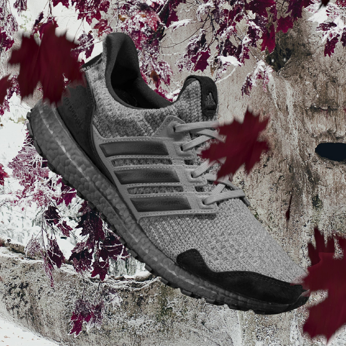 ULTRABOOST ADIDAS RUNNING X GAME OF THRONES STARK.