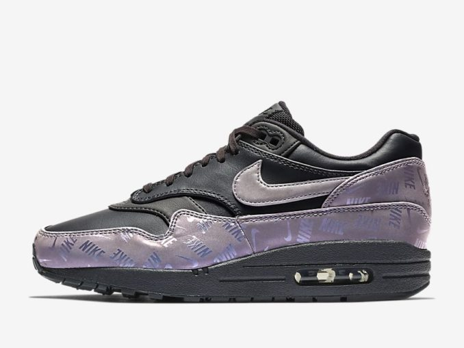 Zapatilla Air Max 1 LX negras