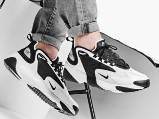 Zapatillas Nike Zoom 2K negras
