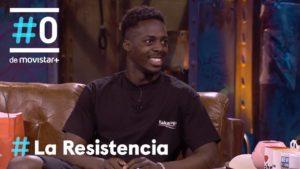 iñaki Williams en La ResistenciaPortada de
