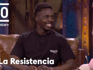 iñaki Williams en La ResistenciaPortada de