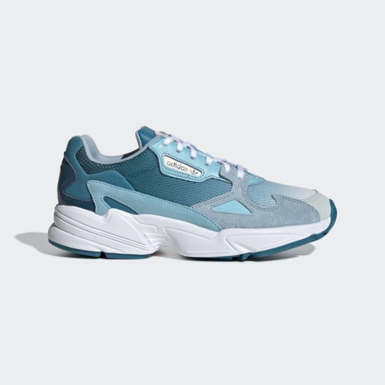 Zapatilla Falcon Blue tint / Light aqua / Ash grey