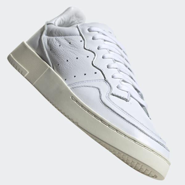 Adidas Supercourt blancas